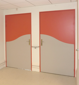 ANDAMIA protection murale protection portes vagues